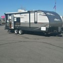 2014 CHEROKEE GREY WOLF M25RL TRAVEL TRAILER