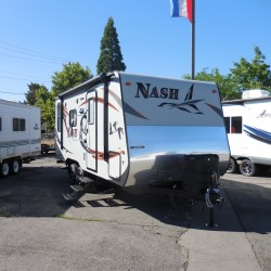 2016 NASH 17K TRAVEL TRAILER