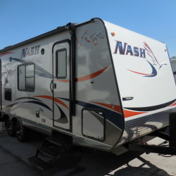 2017 Nash 24M Travel Trailer
