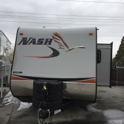 2017 NASH 23D TRAVEL TRAILER